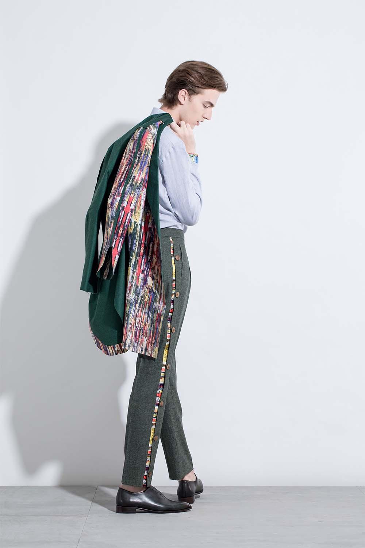 S/S 2018 Man 23 - Bettie Jiang