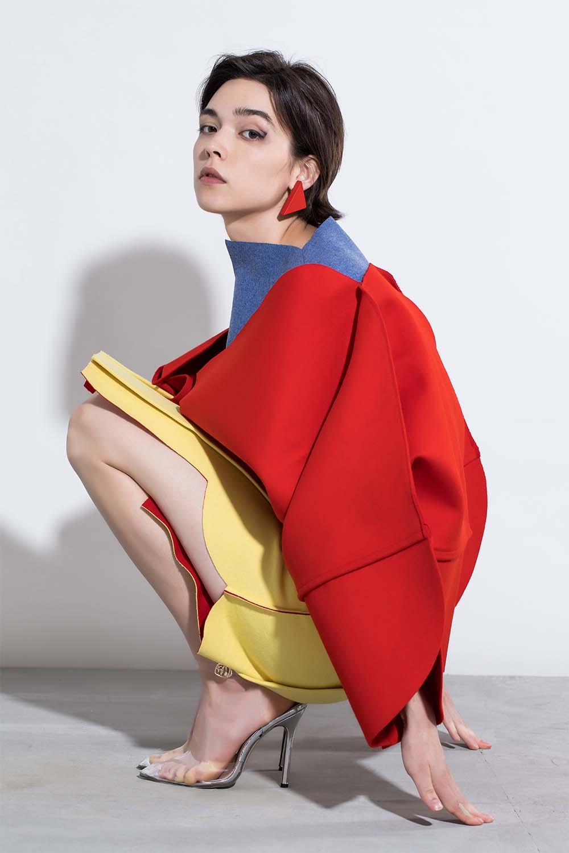S/S 2018 Woman 35 - Bettie Jiang